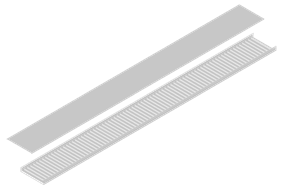 Solid Long Span Cable Tray