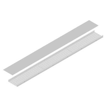 Perforated Long Span Cable Tray (Double Side)