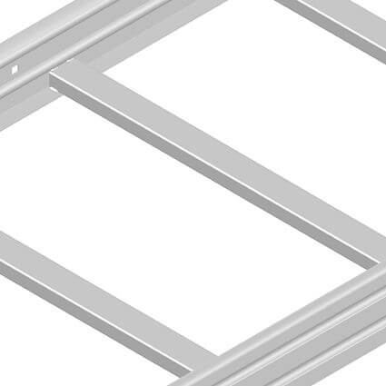 Ladder Long Span Cable Tray