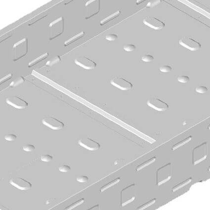 Solid Embossed Cable Tray