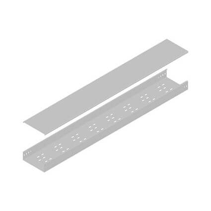Perforated Flat Cable Tray