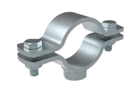 Double Bolt Pipe Clamp