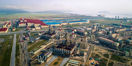 Vietnam Formosa Plastics Group Project