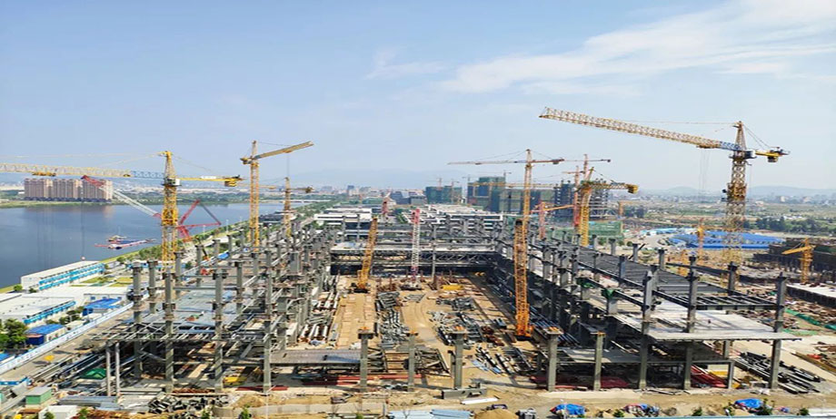 Fuzhou Digital China Convention and Exhibition Center Project