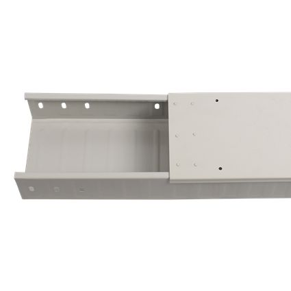 Solid Corrugated Cable Tray (Small Size)