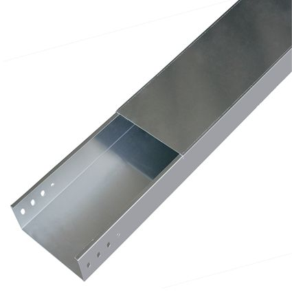 Solid Flat Cable Tray