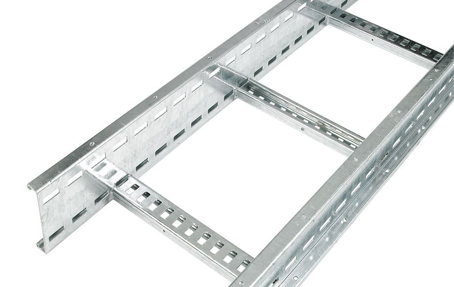 HDG cable trays